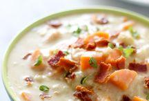 Inverno / Diversas receitas para te esquentar no inverno. Tem receita de entradas, pratos principais, sopas, cremes, sobremesas e muito mais.