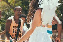 Fantasias de Carnaval / Pronta para o carnaval? Aqui você encontra várias inspirações de fantasias lindas para cair na folia.