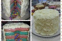 Cake Ideas / Cakes for baby showers