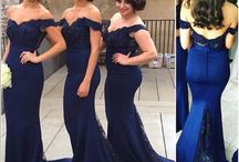 Bridesmaid dresses custom