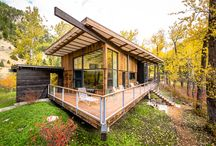 Geode / Cozy riverside home in the heart of the Gallatin Mountain Range.