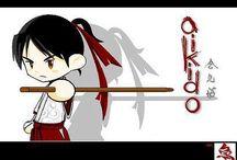 aikido / aparte dingen om en nabij  aikido