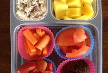 kid's lunches / by Ellison Abdalla