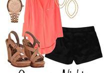Cute outfits / by Marisa Feller