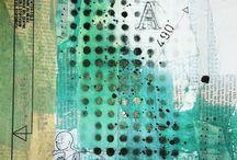 Inspiring artwork: collage