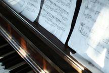 楽譜とpiano