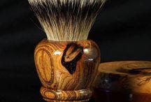 Wet Shaving Brushes