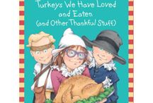 Kid's Thanksgiving Books / Here are some great books you can check out this Thanksgiving season!