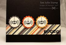 Stampin Up Googly Ghouls