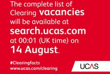 Clearing & Confirmation / Useful links for information on Clearing, Confirmation and Adjustment and inspiring quotes to keep you feeling happy and positive around results day!