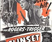 Sunset in the West Western Movie