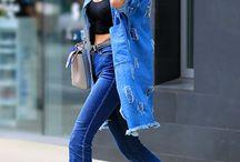 Streets / street fashion.