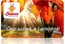 Az ősz színei a Lamonnál