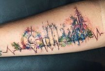 disney tatoo