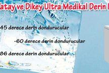 Medikal Ürünler / Tüm Medikal Soğutma Ürünlerinin Satışı