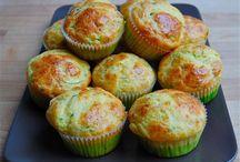 Muffin speck