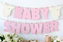 Decoracion Para Baby Shower Niña