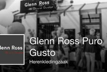 Glenn Ross Puro Gusto / Mannenmode met een Italiaanse knipoog !