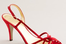 red shoe options