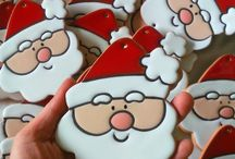 Cerâmica motivos natalinos