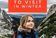 Parki narodowe w zimie