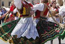 polnische Tracht