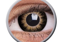 Toric Contact Lenses /  ColourVUE Toric featuring back toric design has enhanced stability, prevents lens rotation and precise axis correction.