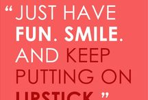 Quotes we <3 / by AVEYOU Beauty Boutique