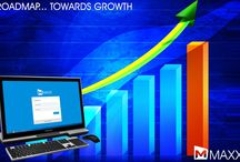 Roadmap... towards growth / Create a roadmap on your own for your business growth Build your roadmap which helps to make everyone...http://maxxerp.blogspot.in/2014/01/roadmap.html