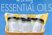 Essential oils / by Brenda Roberts