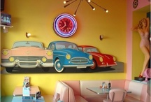 50's Diner  / by Jane Russelburg