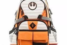 Backpack & Messenger Bags