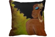 Pillows / by Venita Gilchrist