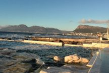 False Bay Coastal Run / Enjoy sleepy fishing villages and beautiful views, stretching all the way to Simon's Town, on this gentle road run, with trail options. www.runcapetown.co.za