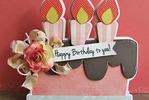 Cards Cricut / by Jennifer Boswell