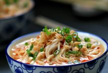 Noodles- Asian and other Dishes