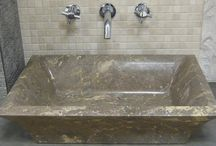 Basins / Stone made basins