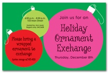 ornament exchange / by D Morey