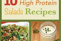 Salads / Healthy eating