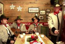 Karácsonyi énekek németül