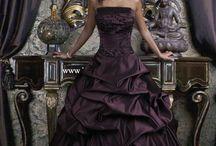 Gothic wedding ideas / by Brandi Lombard