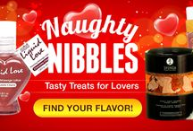 Naughty Nibbles - Are you game? / Naughty Nibbles - Tasy treats for lovers - find your flavour... Adult Candies & Erotic Food http://www.adultfunstore.com.au/category/477