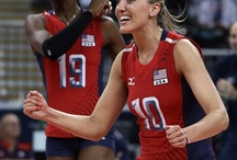 Women's Volleyball / Official photos from the FIVB Volleyball Grand Prix and FIVB Volleyball Women's World Championship / by FIVB Volleyball
