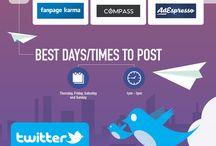 Social Media Platforms / Tips, Tricks & all Ideas for all Social Media Platforms
