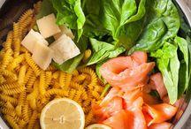 Food: One Pot Pasta / Essen aus einem Topf mit Pasta - One Pot Dishes with Pasta