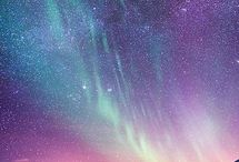 Aurora / northern and southern lights