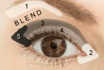 Eye shadow 101