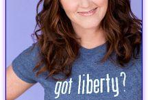 Amber Hood Creator of Liberty Lane!