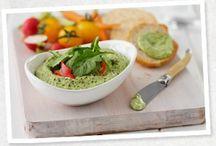 Wasabi Salad Recipes