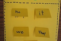 First Grade Common Core Language / by Tandy Rye